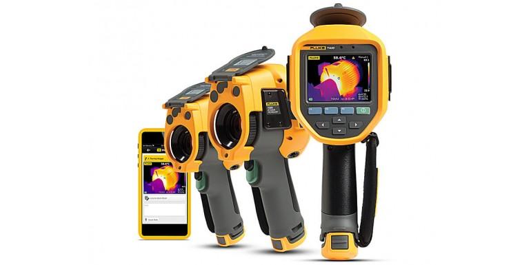 Kamera termograficzna do punktowej lokalizacji wycieków